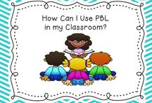 PBL / by Lorrie Ham Booth