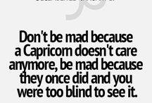 quotes / Capricorn