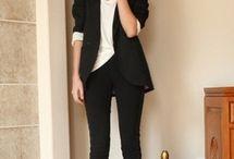 Black b dress