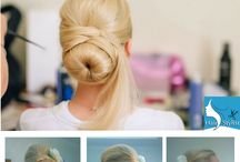 My bridal hairstyles / by Sandra Hair Stylist Firenze