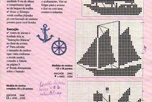 Maritime mønster