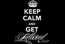tattoos / by Ellyn Keosian