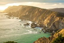 National and State Parks / The most amazing national parks, national seashores, and national lake shores in America