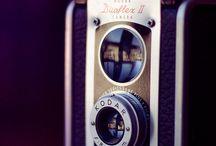 Purple Cameras