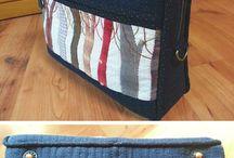 Kabelky, tašky, taštičky / Bags