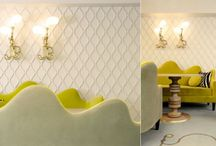 Rental Wall Treatments / by Jennie Voorhees Hamill