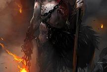 The Graveyard - Dark Art!