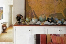 Display ~ Globes / by Elise AndFam