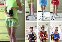 Disney race costume ideas