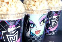 { Monster High Birthday Party }