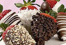 """Chocolate Covered Strawberries 