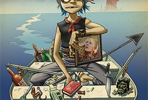 Gorillaz / Gorillaz Fan :) one of my favourite bands (also Damon Albarn is one of my favourite artists)