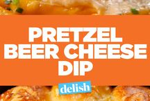 Cheese dips / Dips