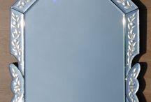 Mirrors / benátská zrcadla