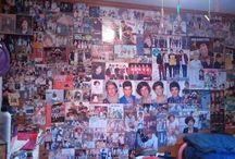 1D Bedrooms / Directioners! We want to see your walls. Not your FB walls - your bedroom walls. Do you have a 1D-inspired room? Post a pic and you could feature HERE on our 1D Bedrooms Pinterest board!  1DHQ x