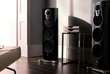 Linn / Linn Hifi speakers, turn tables and audio componends
