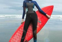 Ladies wetsuit fullsuit surfing wetsuit