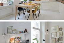 Scandi living dining