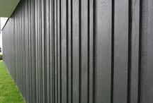 Houten muur Boavista