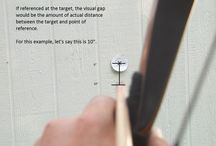 Objetivos De Tiro Con Arco