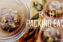 Packing Eat? / Pack and no body gets hungry / by Robin Joss