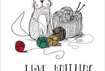 Knitting allgemein