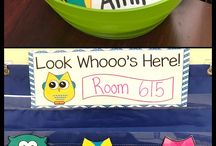 Preschool room deco
