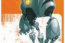 Robonoidz / Robots, androids, girls & whatever