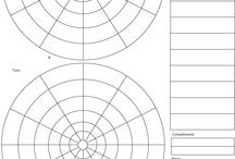 kuviksen vihkotehtäviksi soveltuvia / Kuviksen vihkotyöskentelyyn sopia juttuja