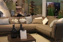 GARDEN / Sit & Heat in the garden. Even during evenings and cooler days, you can enjoy your garden. Sit & Heat cushions are available for every kind of furniture.
