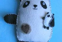 Lovely Panda Crafts / by Mollie Johanson