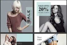 Posters/Loyalty cards/webpage/Exterior/Interior