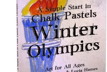 Olympics / Kids Ideas, activities, crafts, and snacks for the Olympics. Kids will love these ideas for celebrating the olympics and watching their favorite sports and cheering on their country.