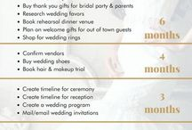 Wedding plan