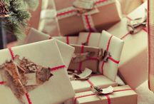 it's a wrap! / Gift Wrapping Ideas + Pretties. / by Chrysti Hydeck
