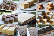 Rețete de prăjituri cu foi