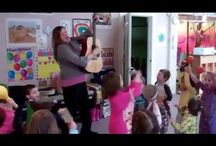 Music in special needs classroom