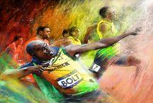 Art - Sport In Art.