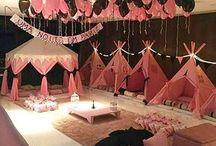 Acaylia Camp Party