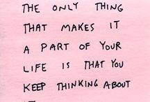 ~♥~ Things to Ponder ~♥~