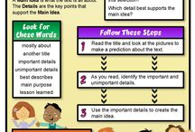SLP-Main Idea&Details / by Tracy Hargesheimer