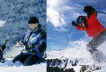 Aktiv im Winter / Aktivurlaub in der Ferienregion Reschenpass