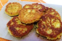 Chickpea Fritters Gluten Free / Chickpea Fritters Gluten Free  Recipe at Kitchen Wisdom Gluten Free http://kitchenwisdomglutenfree.com/2014/09/23/chickpea-fritters-gluten-free-forget-what-you-know-about-wheatc-2014/