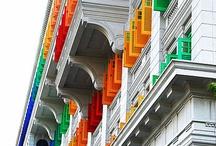 Inspiración Color / Los colores son la esencia de la decoración de una estancia. Antes de decidirnos por un tono y otro, conviene tomar inspiración multicolor. ¡Adéntrate en diferentes colores y descubre tu inspiración!