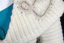 Vintage fashion - sweaters