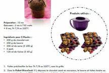 recette tupperware ficherons ant au chocolat