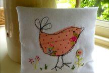 Free stitching.........