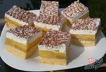 ovocné koláče / pečenie