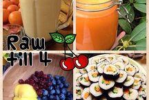 Rawsome foods & drinks