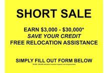 Short-Sale & Underwater Mortgage